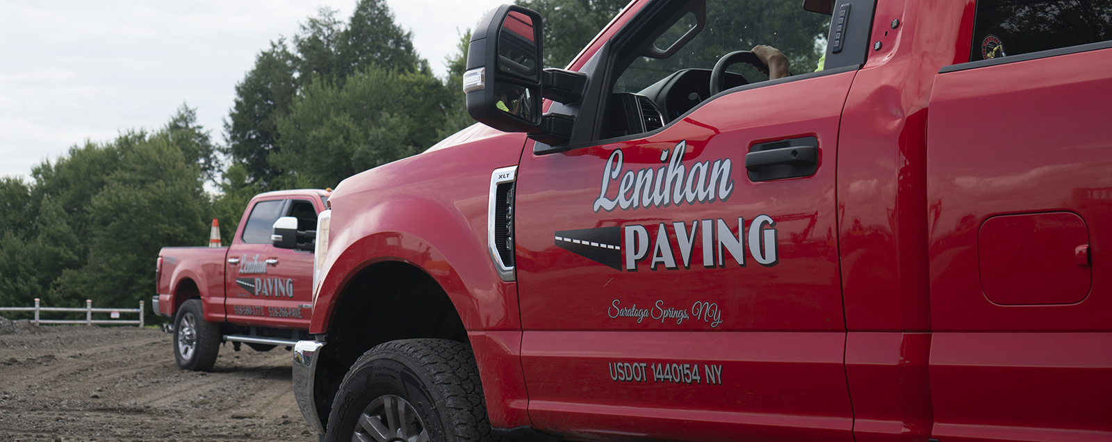 The Lenihan Paving Company